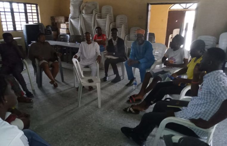"MSA-AJEGUNLE HOLDS DISCUSSION ON ""ROLE OF WOMEN IN THE REVOLUTION"""