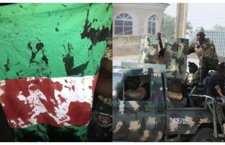 Lekki Massacre: Kick out the Killer Buhari-led Regime Now!