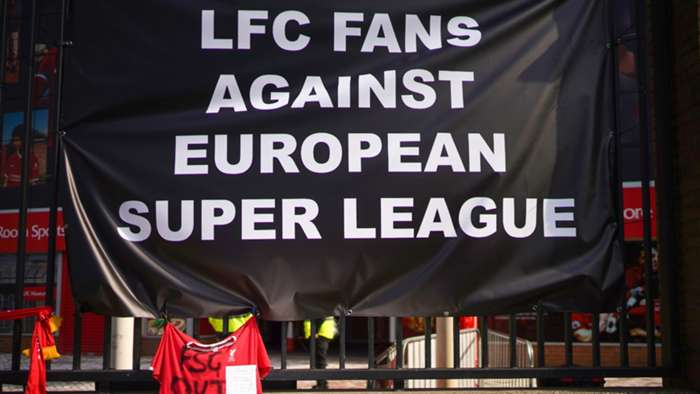 """""""EUROPEAN SUPER LEAGUE"""" – Stop the People's Game Becoming the Princes' Game"""